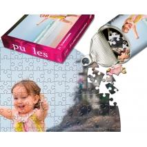 Puzzle redondo de 200 piezas