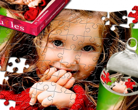 Puzzle personalizado 100 piezas