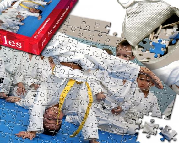 Puzzle personalizado 200 piezas